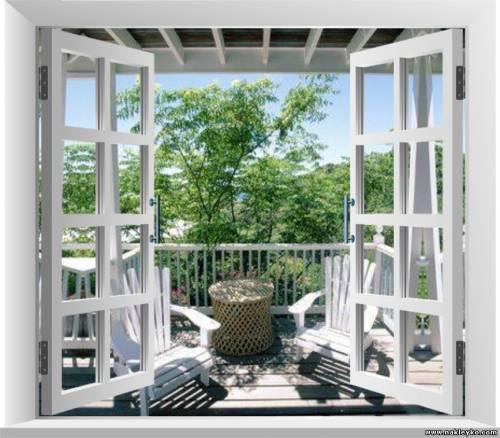 Окно 6 окно вид из окна фотообои